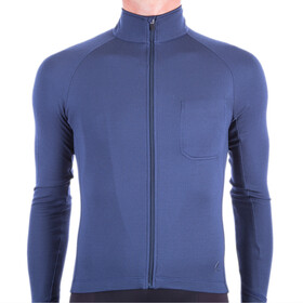 Isadore Long Sleeve Jersey Men, indigo blue